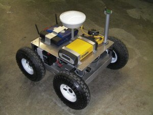 Custom Robot - Wheeled RemCAT