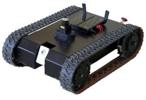 SuperDroid Robots Tracked Robot SD5