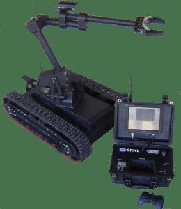 HD2 5 Axis Arm with COFDM