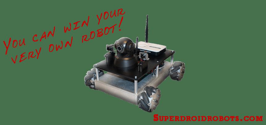 Arduino WiFi Robot