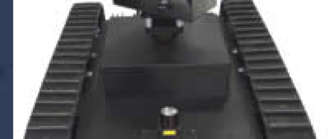 Custom HD2 with 12Ft Mast, cRIO, and FLIR Camera