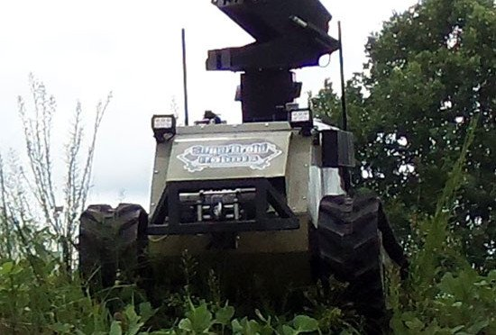 Overkill Gun Turret