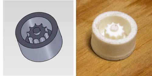 3D Model and Print