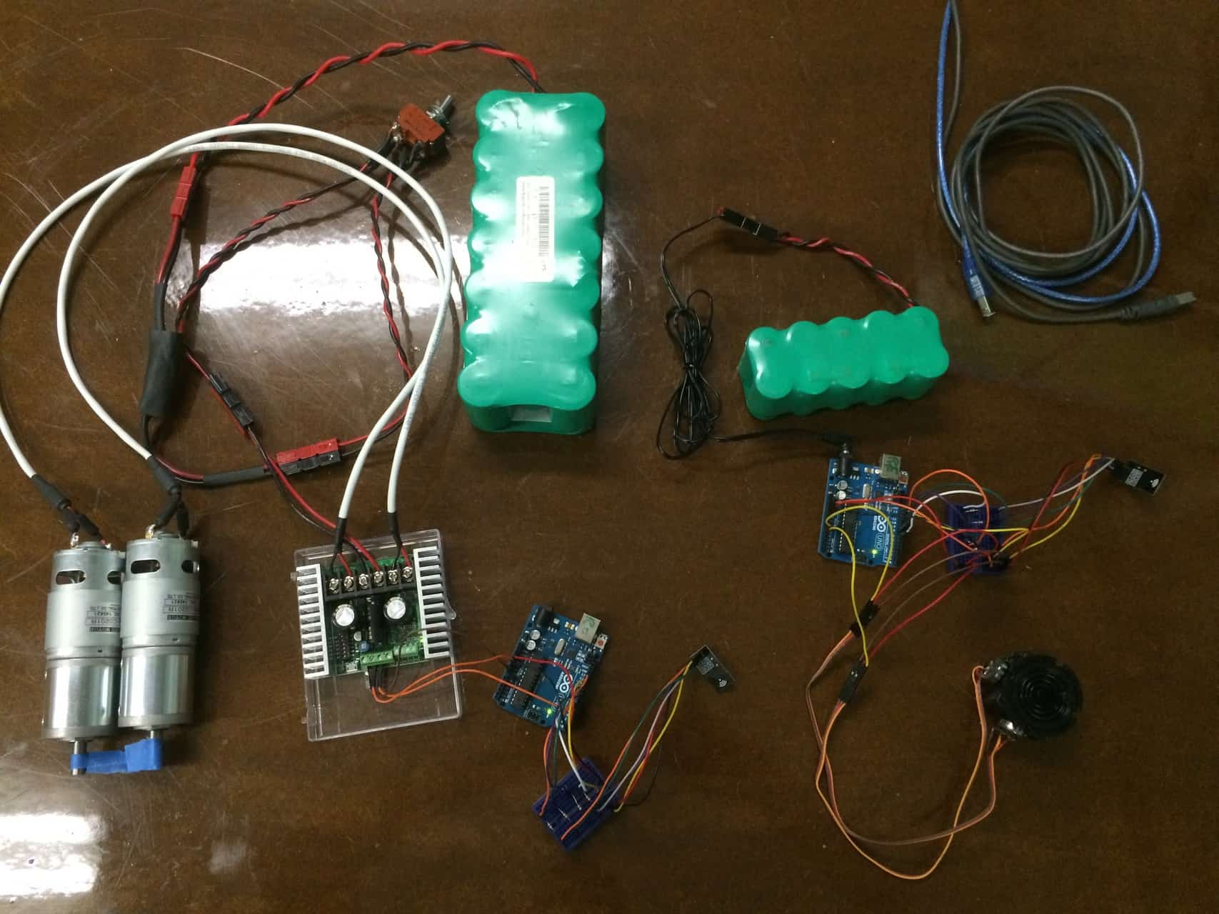 Links Circuit Ideas I Projects Schematics Robotics Dual Led Chaser Arduino Project For Beginners Rf Joystick Motor Controller
