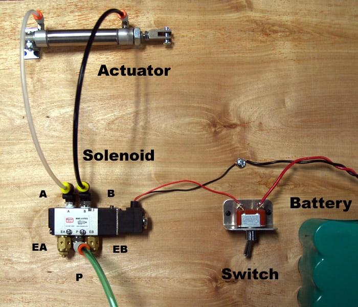 Tech Thursday 010 Pneumatics Superdroid Robots