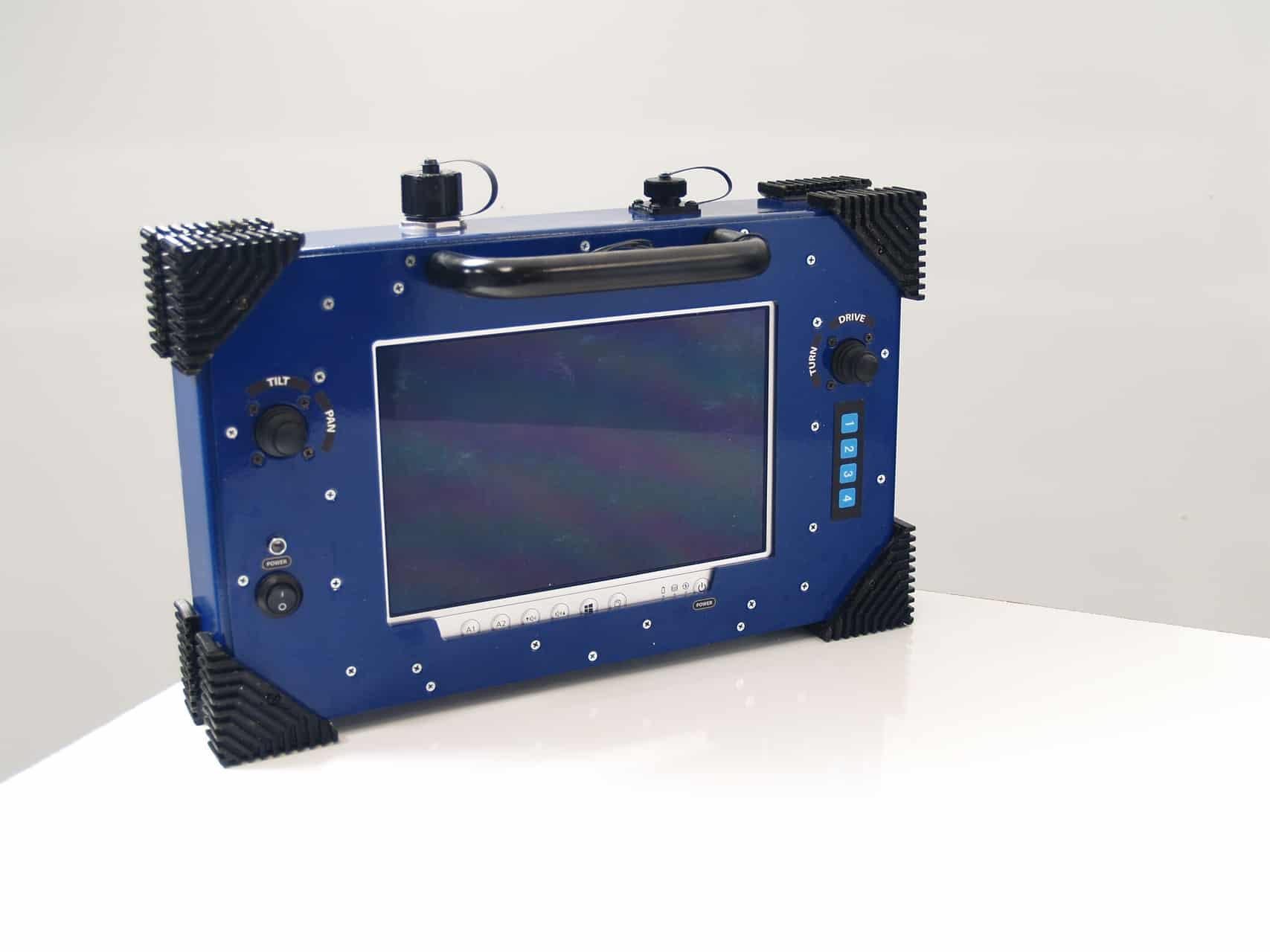 Custom Mining Robot Superdroid Robots