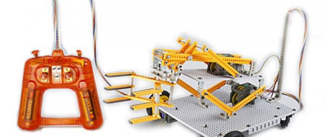 Tamiya Robot Kits