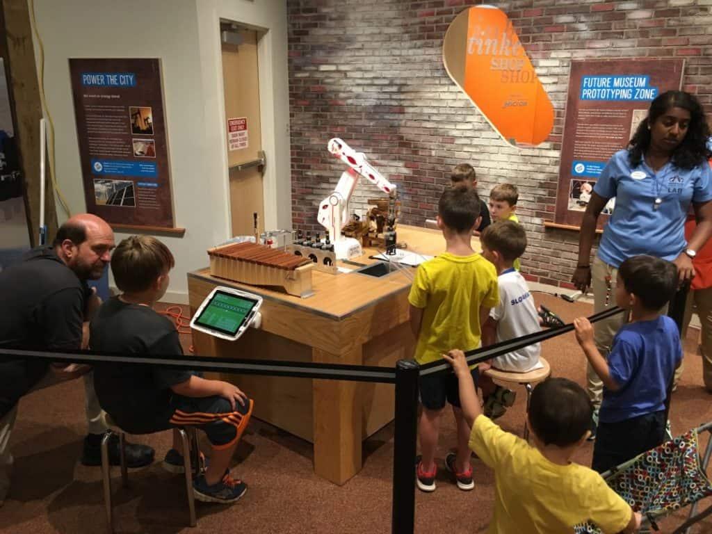 Children's Science Center in Fairfax, VA