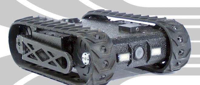 MLT-F Tactical Robot