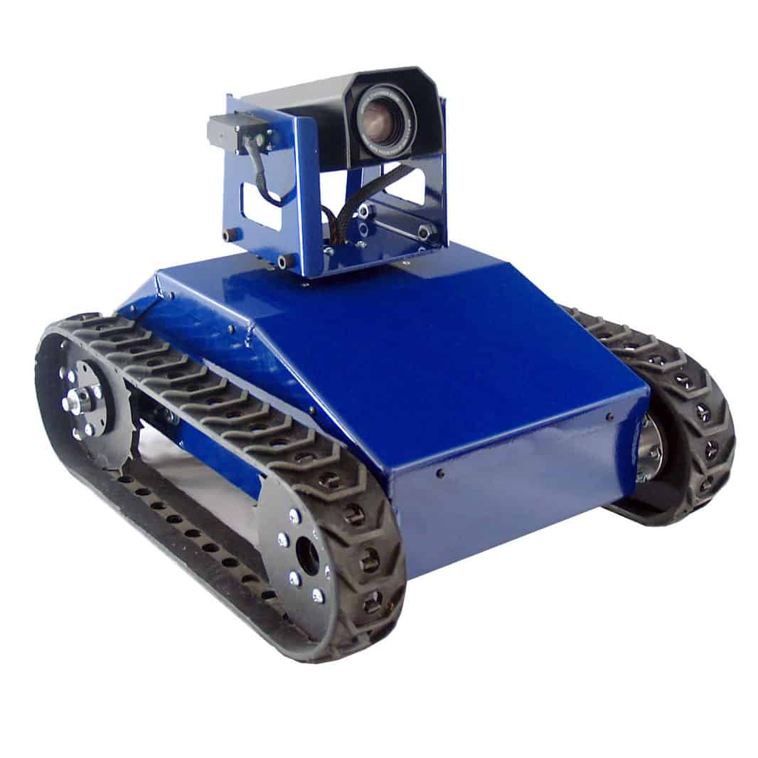 MLT-42 Compact Inspection Robot with PTZ Camera