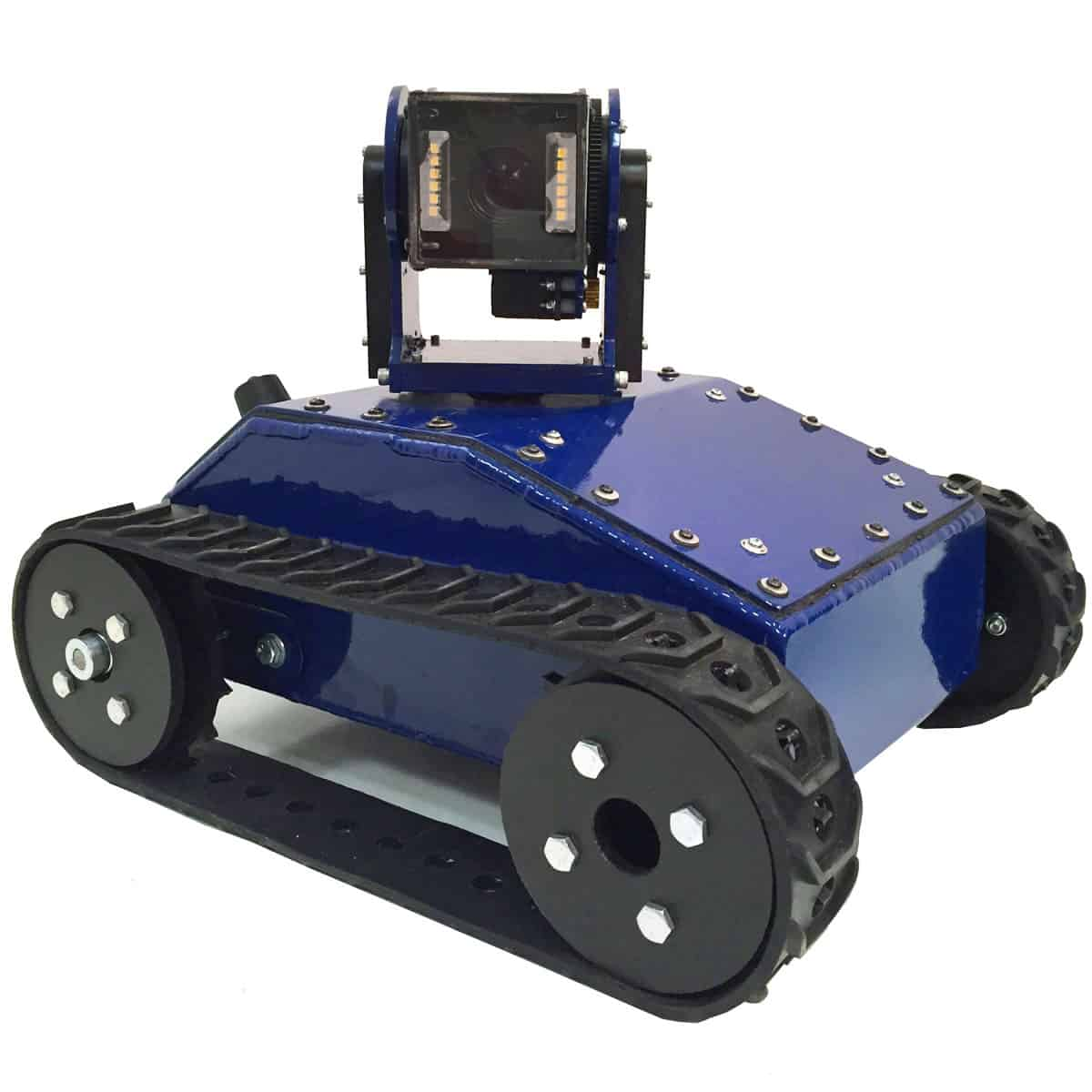 MLT-42-W Watertight Compact Inspection Robot with PTZ Camera