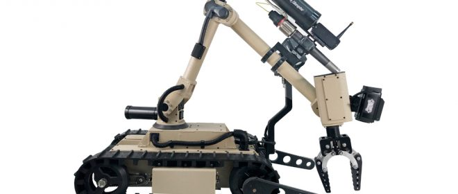 SuperDroid Robots Technology Promises Safer Future For Law Enforcement Officers