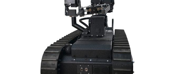 SuperDroid Robots High Tech Tactical Robot Joins SWAT Team