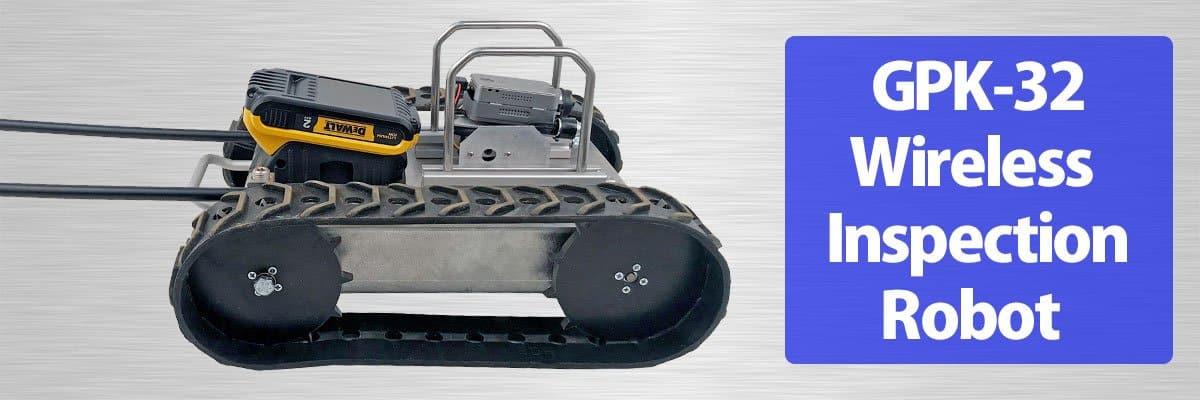 Wireless Inspection Robot