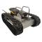Roll Cage + Wheelie Bar Upgrades for GPK-32 Inspection Robot